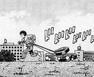 タイヤ引き